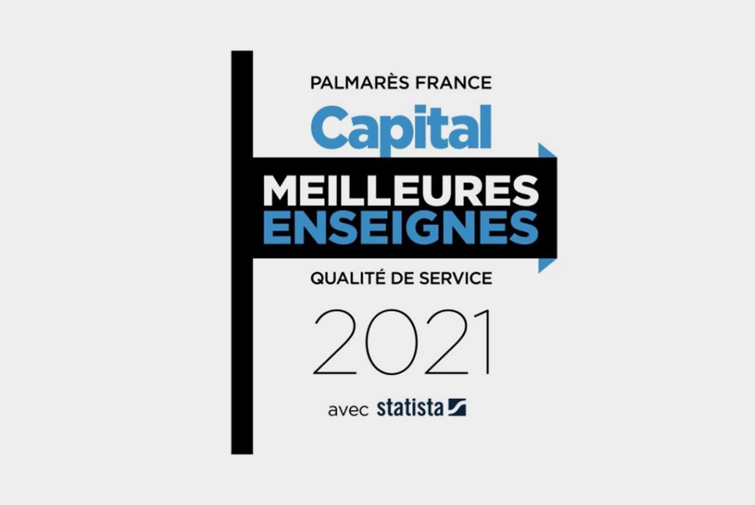Meilleure Enseigne Multiservices de France 2021