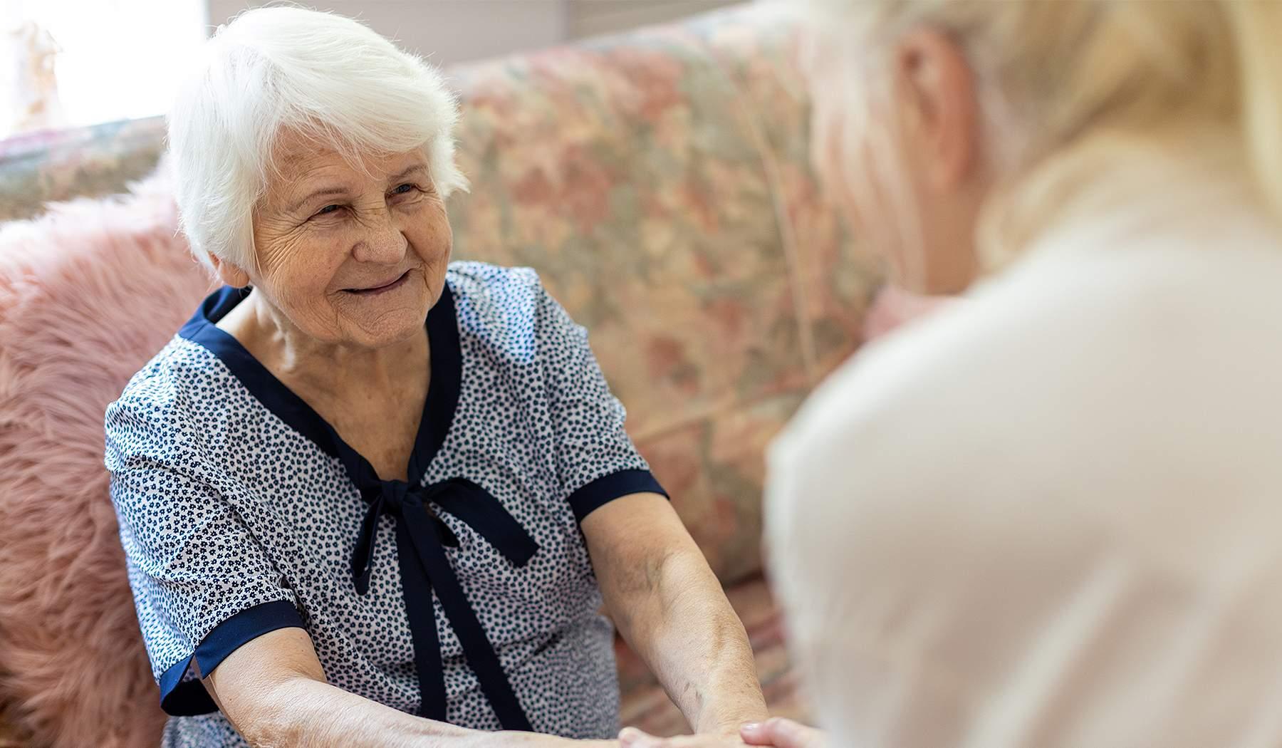 Aide à la personne pour Seniors dépendants